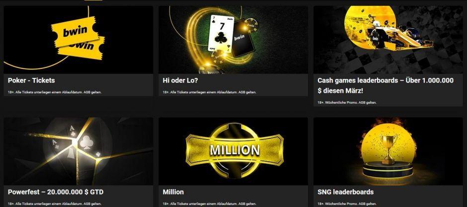 bwin 5 euro casino bonus