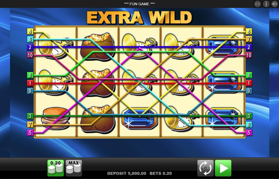 Extra Wild Tricks