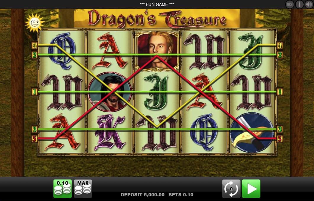 Dragon Treasure Tricks