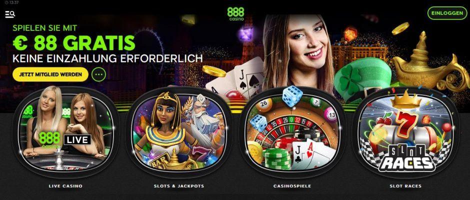 Erfahrungen Mit Casino 888