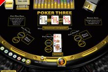 Three Card Poker EuroGrand Casino