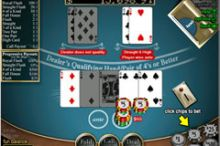 Caribbean Hold'em Poker at Bodog Casino