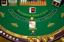 Blackjack Surrender at Golden Palace Casino
