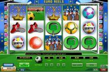 Euro Reels Slot 888 Casino
