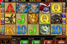 Mega Moolah River Belle Casino