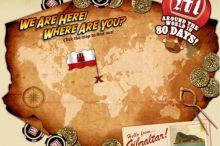 Mansion Casino Around the World in 80 Days