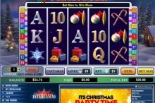 Christmas Guest Slot at InterCasino