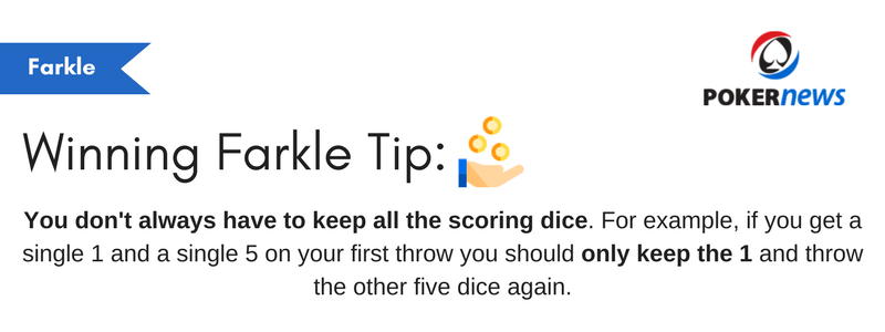 A Perfect Farkle Strategy