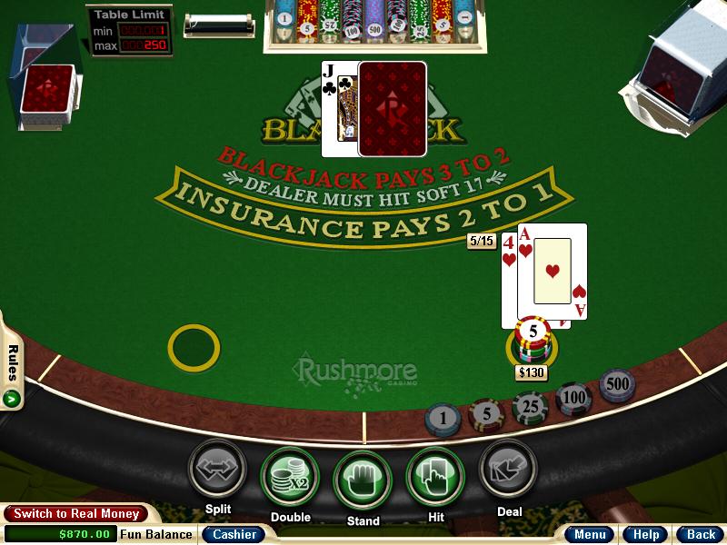 Rushmore casino download shingle springs red hawk casino