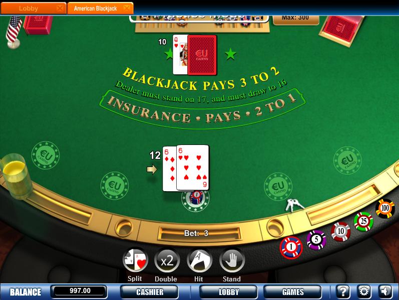 online casino eu cashback scene
