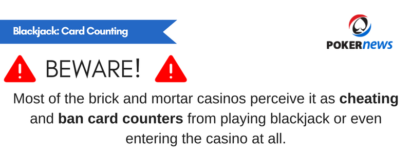 How to Avoid Casino Countermeasures Against Card Counting
