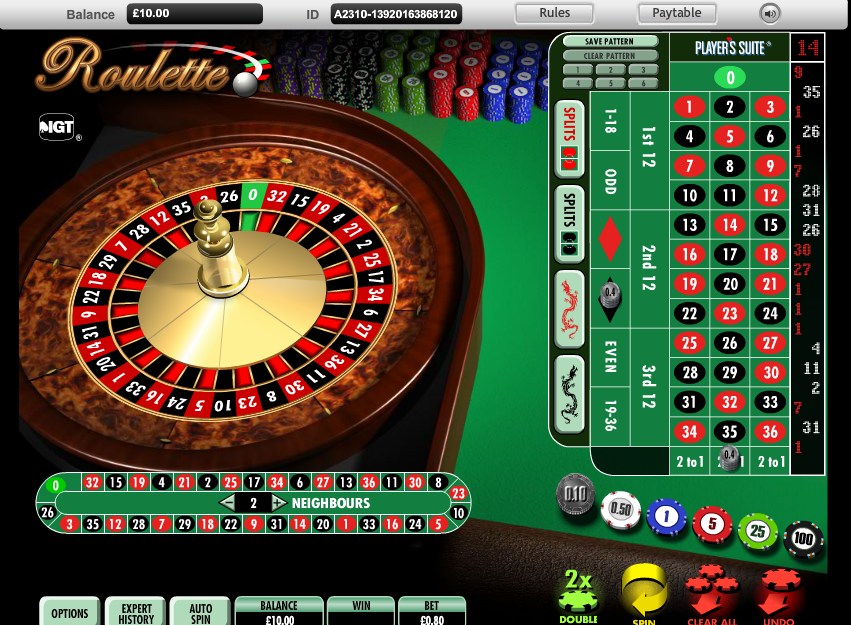 Roulette 23 color free online pokie games