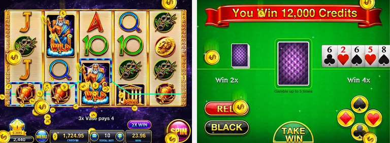 free zeus casino for android game""