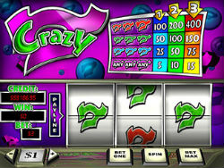 slots crazy seven - another classic game