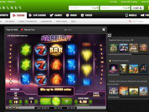 Unibet Casino Deposit Bonus