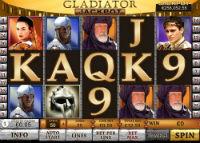 Gladiator online casino slot machine