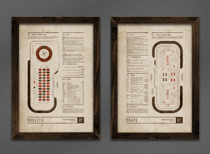 Casino Prints