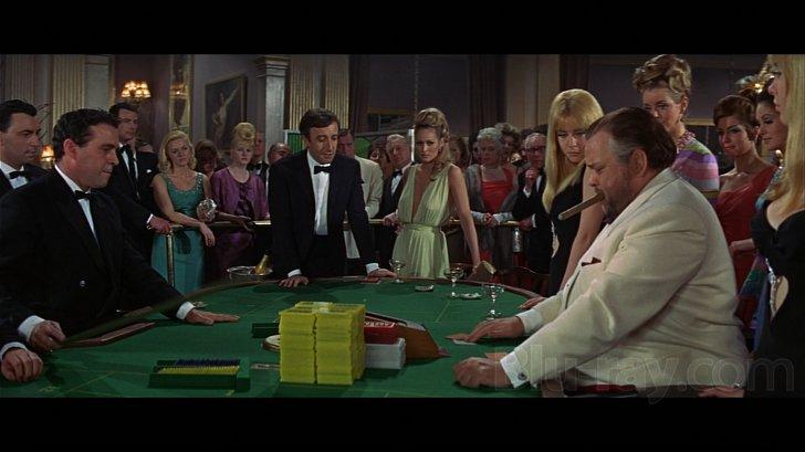 London Casino Heist