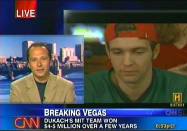 MIT Blackjack Casino Heist