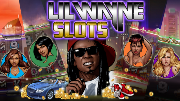 Lil Wayne Slot Machines for Android