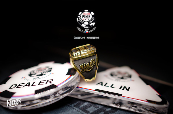 King's WSOPC Circuit Event