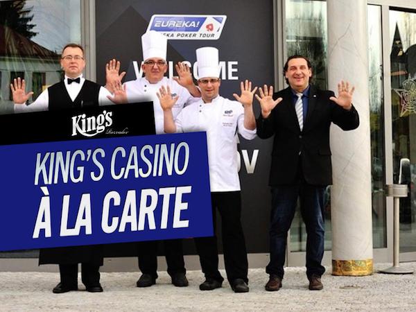 King's Casino Restaurant