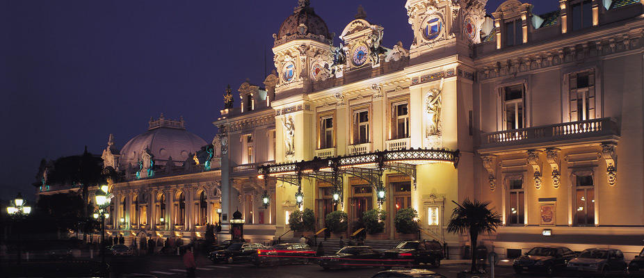 The Casino Monte Carlo