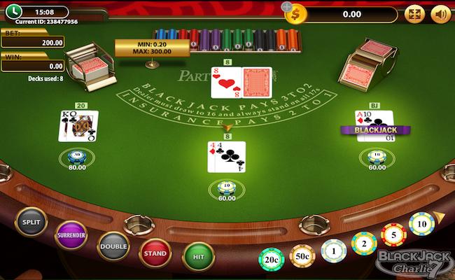 spanish 21 blackjack spielen