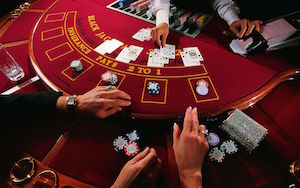 Blackjack is the casino game with the best odds