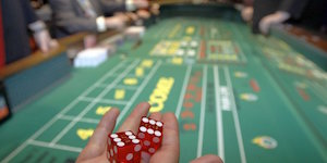 Yes, you can win at craps