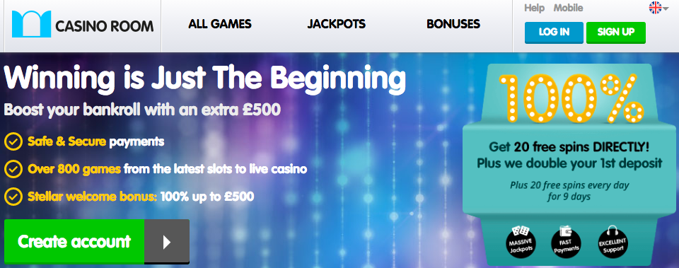 The right bonuses help you to beat the slots