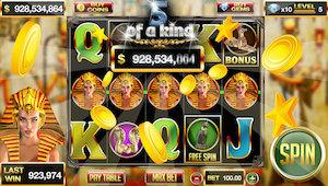 Slot machine tournament