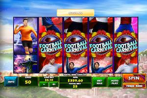 Online Slot Football Carnival