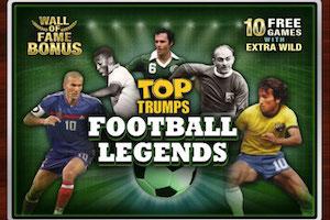 Online Slot Top Trumps Football Legends
