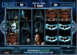Free Online Pokies The Dark Knight