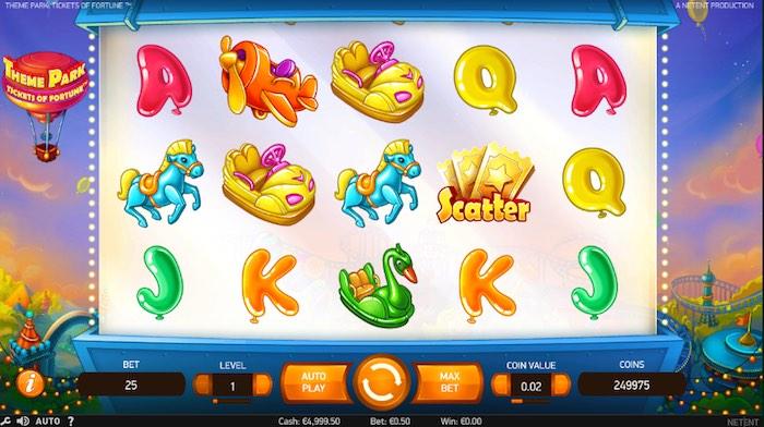 best online casino theme park online spielen