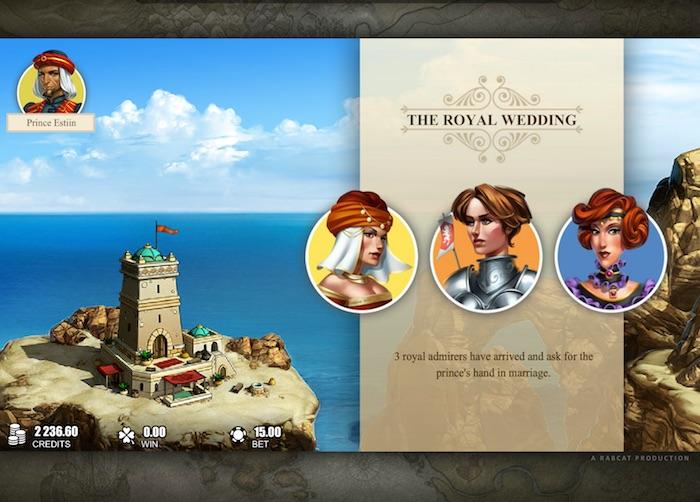 Bonus Game Castle Builder Slots