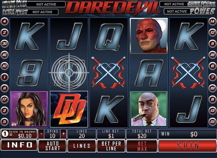 the avengers slots