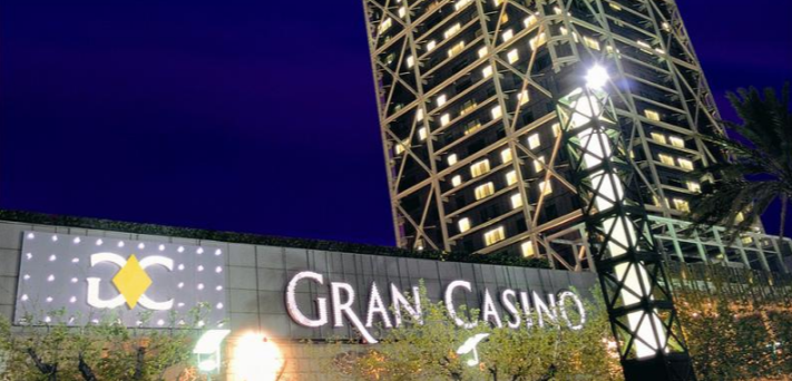 First Stop: Casino Barcelona, Spain