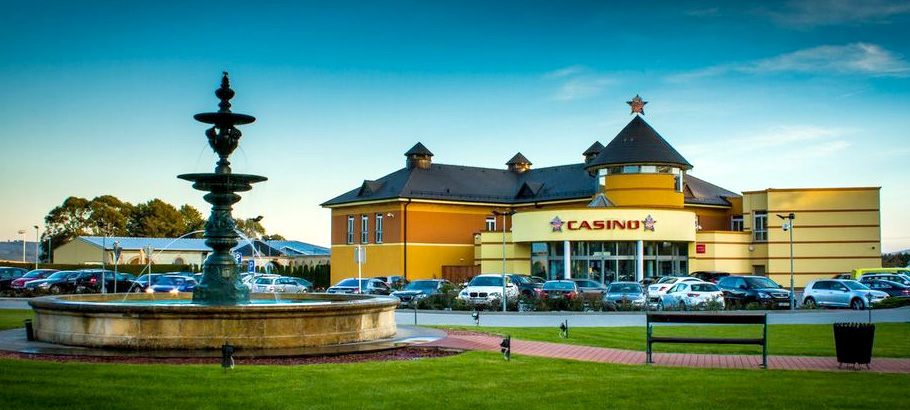 Third Stop: King's Casino Rozvadov, Czech Republic