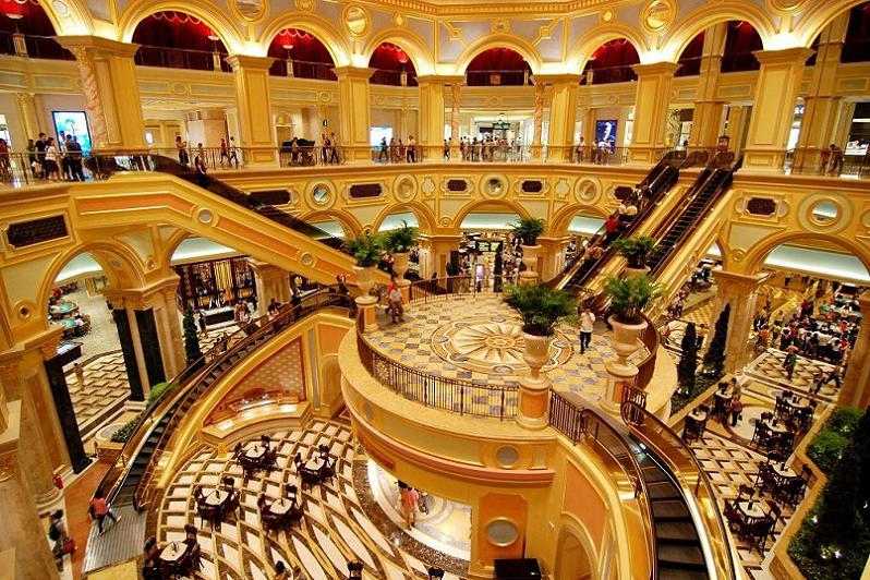 Next On Our List: The Venetian Casino Resort Macao