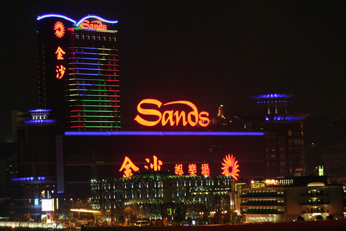 Our Final Destination: Sands Macao