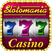 Free Slotomania iPad app
