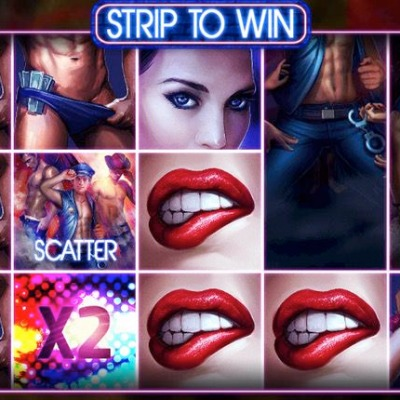 Strip to...Win!