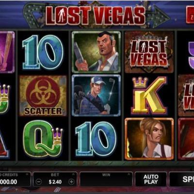 Play Lost Vegas Online
