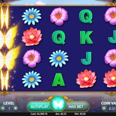 Play Butterfly Staxx 2 Online - with a Bonus