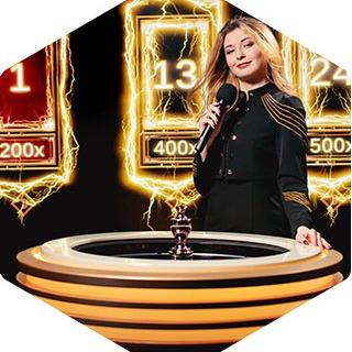 Play Lighning Roulette Online!