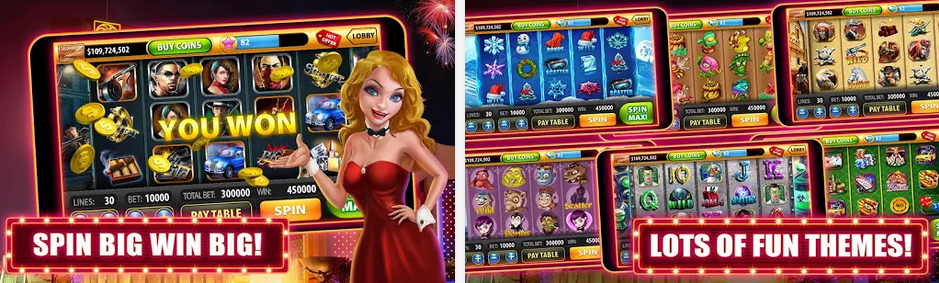 Play Slots Casino new app