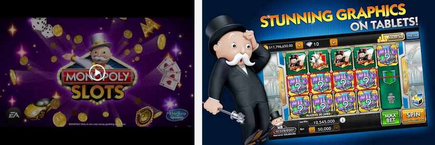 Monopoly slot for Android
