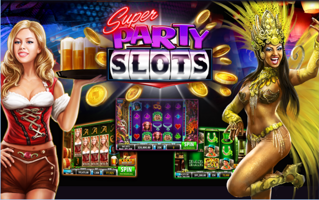 Super Party Slots for Android